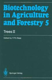 Cover of: Trees II