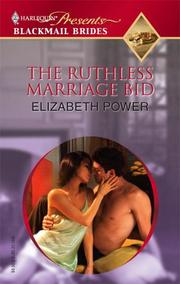 The Ruthless Marriage Bid (Promotional Presents)