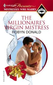 The Millionaire's Virgin Mistress