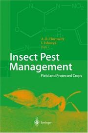 Cover of: Insect pest management