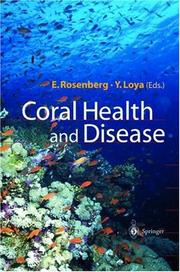 Cover of: Coral health and disease |