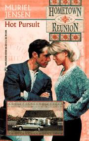 Cover of: Hot Pursuit  (Hometown Reunion) (Hometown Reunion)
