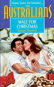 Cover of: Male for Christmas
