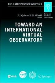 Toward an International Virtual Observatory by Peter Quinn, Krzysztof Gorski
