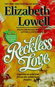 Cover of: Reckless Love | Lowell