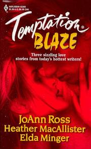 Cover of: Temptation Blaze