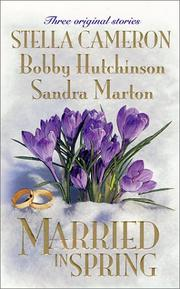 Cover of: Married In Spring