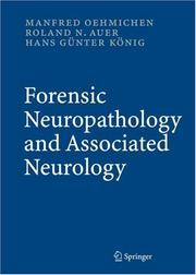 Cover of: Forensic neuropathology and neurology