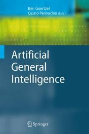 Cover of: Artificial general intelligence |