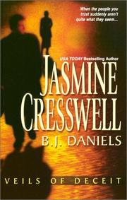 Cover of: Veils of Deceit (2 novels in 1) | Jasmine Cresswell