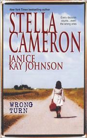 Cover of: Wrong turn | Stella Cameron, Janice Kay Johnson.