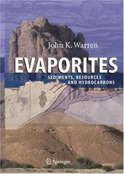 Cover of: Evaporites:Sediments, Resources and Hydrocarbons