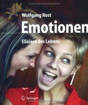 Cover of: Emotionen