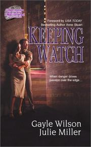 Cover of: Keeping Watch | Gayle Wilson