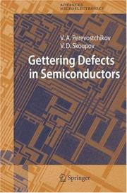 Gettering Defects in Semiconductors (Springer Series in Advanced Microelectronics) (Springer Series in Advanced Microelectronics)