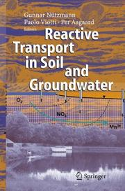 Cover of: Reactive Transport in Soil and Groundwater |