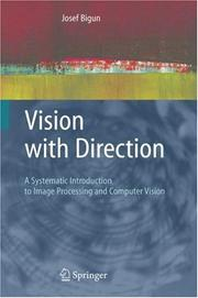 Cover of: Vision with Direction | Josef Bigun