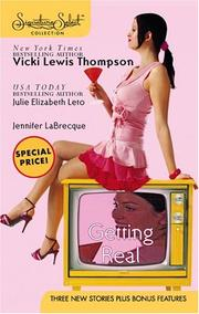 Cover of: Getting real | Vicki Lewis Thompson
