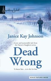 Cover of: Dead Wrong