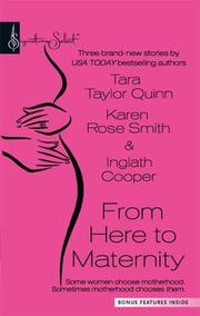 Cover of: From Here To Maternity | Tara Taylor Quinn
