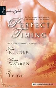 Cover of: Perfect Timing | Julie Kenner, Nancy Warren, Jo Leigh
