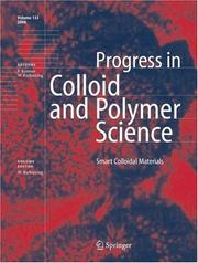 Smart Colloidal Materials