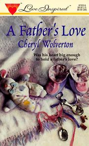 Cover of: Father's Love (Love Inspired, No 20)