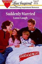 Cover of: Suddenly Married   (Suddenly) (Love Inspired)