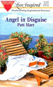 Cover of: Angel In Disguise | Patt Marr