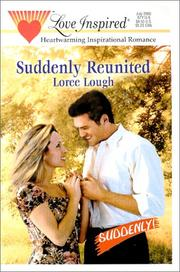 Cover of: Suddenly Reunited (Love Inspired)
