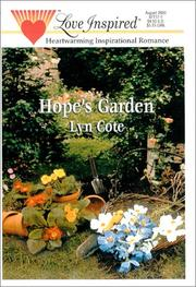 Cover of: Hope's Garden