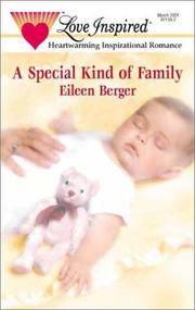 Cover of: Special Kind Of Family (Love Inspired, No 132)