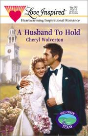 Cover of: A Husband To Hold (Love Inspired, No 136)