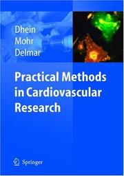 Cover of: Practical methods in cardiovascular research by
