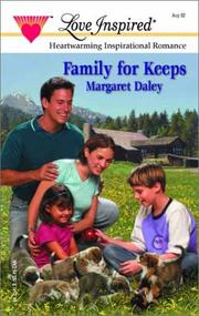 Cover of: Family for Keeps | Margaret Daley
