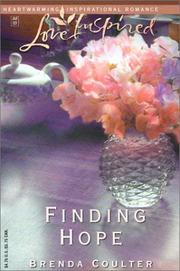 Cover of: Finding Hope