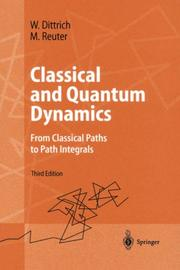 Classical and quantum dynamics