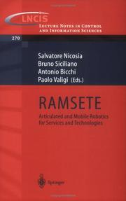 Cover of: RAMSETE |