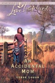 Cover of: An accidental mom