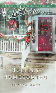 Cover of: Holiday homecoming | Jillian Hart