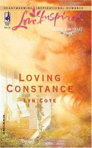 Cover of: Loving Constance
