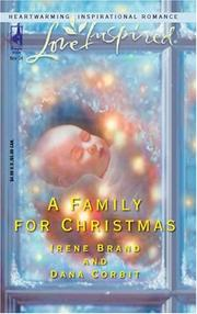 Cover of: A family for Christmas