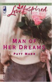 Cover of: Man of her dreams | Patt Marr