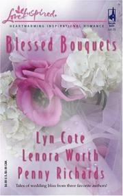 Cover of: Blessed bouquets