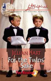 Cover of: For The Twins' Sake (Love Inspired)