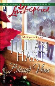 Cover of: Blessed Vows (The McKaslin Clan, Book 8)