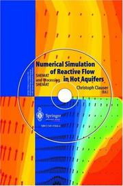 Cover of: Numerical simulation of reactive flow in hot aquifers |