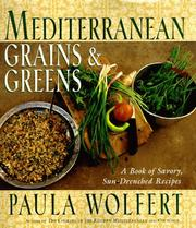 Cover of: Mediterranean grains and greens | Paula Wolfert
