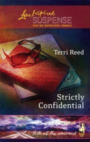 Cover of: Strictly Confidential | Terri Reed