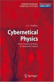 Cover of: Cybernetical Physics
